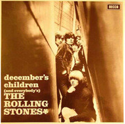 LP - The Rolling Stones - December's Children (And Everybody's)