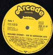 Double LP - The Rolling Stones - Die 30 Größten Hits In Originalaufnahmen - Gatefold