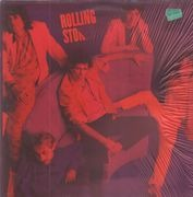 LP - The Rolling Stones - Dirty Work - RED CELLOPHANE