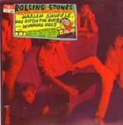 LP - The Rolling Stones - Dirty Work - RED CELLOPHANE + Sticker