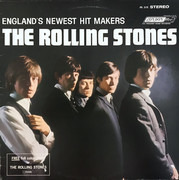 LP - The Rolling Stones - England's Newest Hitmakers