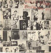 Double LP - The Rolling Stones - Exile On Main St. - German Original