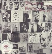 Double LP - The Rolling Stones - Exile On Main St. - +postcards