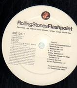 LP - The Rolling Stones - Flashpoint - BOOKLET