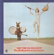 LP - The Rolling Stones - Get Yer Ya-Ya's Out!