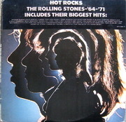 Double LP - The Rolling Stones - Hot Rocks 1964-1971
