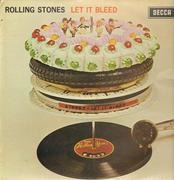 LP - The Rolling Stones - Let It Bleed - UK UNBOXED DECCA