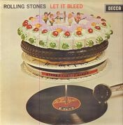 LP - The Rolling Stones - Let It Bleed - Unboxed Labels