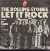7'' - The Rolling Stones - Let It Rock