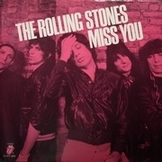 12'' - The Rolling Stones - Miss You - RED VINYL