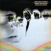 Double LP - The Rolling Stones - More Hot Rocks (Big Hits & Fazed Cookies)