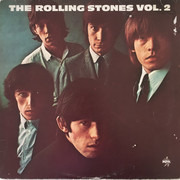 LP - The Rolling Stones - No.2