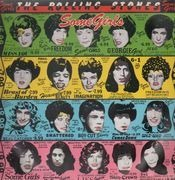 LP - The Rolling Stones - Some Girls - GIMMICK-Cover