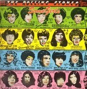 LP - The Rolling Stones - Some Girls - Original 1st Swedish, Gimmick Cover