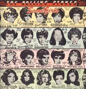 LP - The Rolling Stones - Some Girls - Uncensored faces