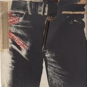LP - The Rolling Stones - Sticky Fingers - Orignal Zipper Cover