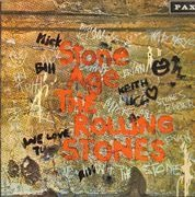 LP - The Rolling Stones - Stone Age - ISRAEL ORIGINAL