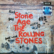 Double LP - The Rolling Stones - Stone Age / Got Live If You Want It ! - 2 LPs IN ONE SLEEVE