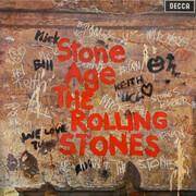 LP - The Rolling Stones - Stone Age - Original UK