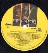 Double LP - The Rolling Stones - Story Of The Stones