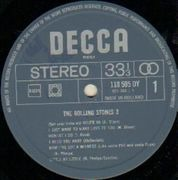 LP - The Rolling Stones - The Rolling Stones
