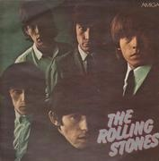 LP - The Rolling Stones - The Rolling Stones - RED LABELS