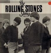 LP - The Rolling Stones - The Rolling Stones Story - with Booklet and all 5 photos