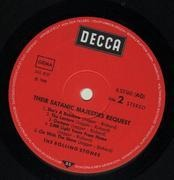 LP - The Rolling Stones - Their Satanic Majesties Request - NO LABEL CODE