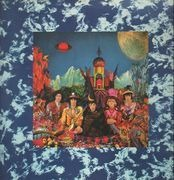 LP - The Rolling Stones - Their Satanic Majesties Request - RED DECCA