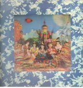 LP - The Rolling Stones - Their Satanic Majesties Request - UK 3D cover UNBOXED GREEN LABELS