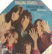 LP - The Rolling Stones - Through The Past, Darkly (Big Hits Vol. 2) - FIRST UK PRESSING