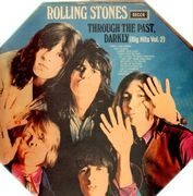 LP - The Rolling Stones - Through The Past, Darkly (Big Hits Vol. 2) - FRANCE UNBOXED