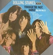 LP - The Rolling Stones - Through The Past, Darkly (Big Hits Vol. 2) - Original Spanish, Octagonal Cover