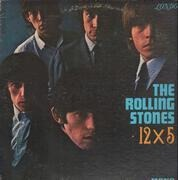 LP - The Rolling Stones - 12 X 5 - US UNBOXED