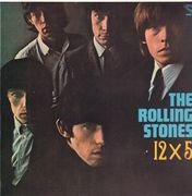LP - The Rolling Stones - 12 X 5