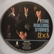 LP - Rolling Stones - 12 X 5