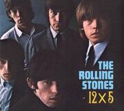 CD - The Rolling Stones - 12 X 5 - Digipak