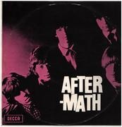 LP - The Rolling Stones - After-Math - Original German