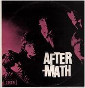 LP - The Rolling Stones - After-Math - Original German