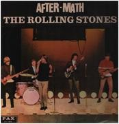 LP - The Rolling Stones - Aftermath - Original Israel, Unique Stage Cover