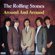 LP - The Rolling Stones - Around And Around - RED LABELS