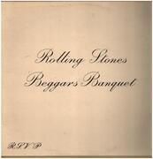LP - The Rolling Stones - Beggars Banquet - Bild und Funk