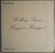 LP - The Rolling Stones - Beggars Banquet - Gatefold, Royal Sound Stereo