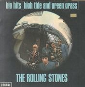 LP - The Rolling Stones - Big Hits (High Tide And Green Grass) - France