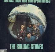 LP - The Rolling Stones - Big Hits (High Tide And Green Grass) - GERMAN ORIGINAL + BOOKLET