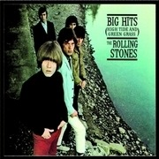 LP - The Rolling Stones - Big Hits (High Tide And Green Grass) - -HQ-