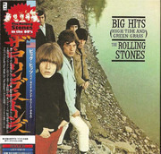 CD - The Rolling Stones - Big Hits (High Tide And Green Grass) - Still sealed