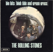 LP - The Rolling Stones - Big Hits (High Tide And Green Grass) - Gatefold with insert