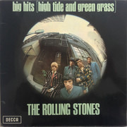 LP - The Rolling Stones - Big Hits (High Tide And Green Grass) - Gatefold with booklet