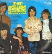 LP - The Rolling Stones - Big hits - Vol. 2 - Club Edition